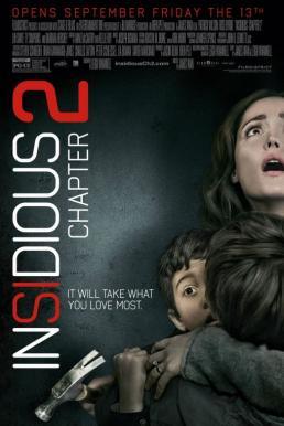 Insidious Chapter 2 (2013) วิญญาณตามติด ภาค 2