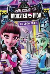 Monster High Welcome To Monster High (2016) เวลคัม ทู มอนสเตอร์ไฮ กำเนิดโรงเรียนปีศาจ