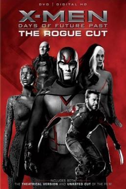 X-Men: Days Of Future Past (The Rouge Cut) (2014) X-เม็น สงครามวันพิฆาตกู้อนาคต (ฉบับพิเศษ)