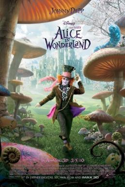 Alice in Wonderland (2010) อลิซในแดนมหัศจรรย์