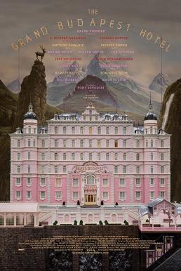 The Grand Budapest Hotel (2014) คดีพิสดารโรงแรมแกรนด์บูดาเปสต์