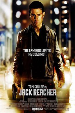 Jack Reacher (2012) แจ็ค รีชเชอร์ ยอดคนสืบระห่ำ