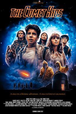 The Comet Kids (2017) เด็กดาวหาง