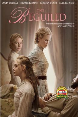 The Beguiled (2017) เล่ห์ลวง พิศวาส ปรารถนา