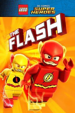 Lego DC Comics Super Heroes The Flash (2018)