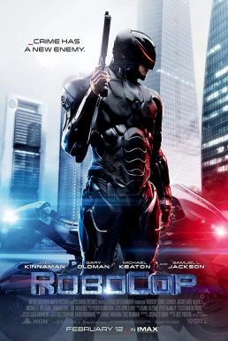 RoboCop (2014) โรโบค็อป