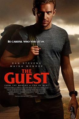 The Guest (2014) เดอะ เกสท์ ขาโหดมาเคาะถึงบ้าน