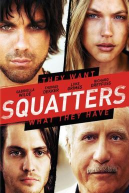 Squatters (2014) สวมรอย ซ่อนร้าย