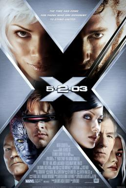 X-Men 2 United (2003) ศึกมนุษย์พลังเหนือโลก