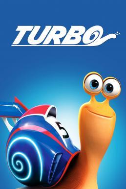 Turbo (2013) เทอร์โบ หอยทากจอมซิ่งสายฟ้า
