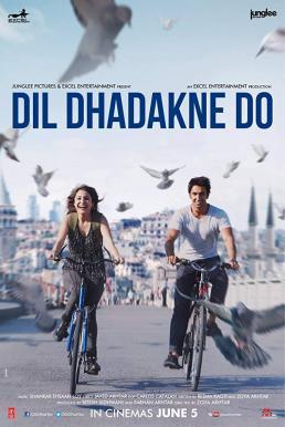 Dil Dhadakne Do (2015) อุบัติรักวุ่นๆ ณ ดินแดนสองทวีป