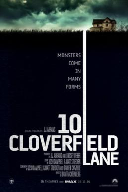 10 Cloverfield Lane 10 (2016) โคลเวอร์ฟิลด์ เลน