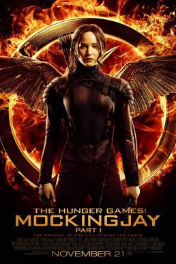 The Hunger Games Mockingjay Part 1 (2014) เกมล่าเกม ม็อกกิ้งเจย์ พาร์ท 1