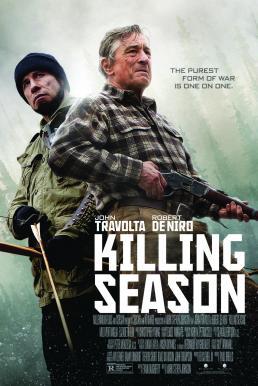 Killing Season (2013) เปิดฤดูฆ่า ปิดบัญชีตาย