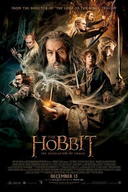 The Hobbit The Desolation of Smaug (2013) เดอะ ฮอบบิท ดินแดนเปลี่ยวร้างของสม็อค