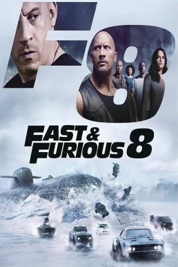 The Fast and Furious 8 (2017) เร็ว…แรงทะลุนรก 8