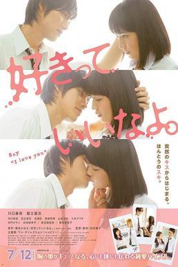 Say I Love You (2014) พูดว่ารัก…กับฉันสิ