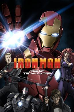 Iron Man Rise of Technovore (2013) ไอออน แมน ปะทะ จอมวายร้ายเทคโนมหาประลัย