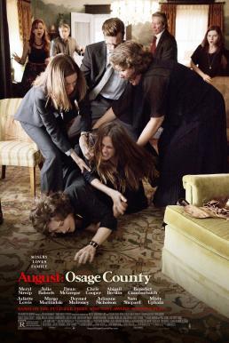 August Osage County (2013) ออกัส โอเซจเคาน์ตี้