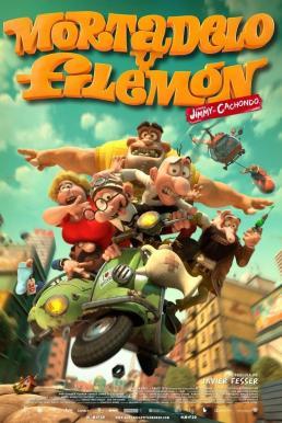 Mortadelo and Filemon Mission Implausible (2014) คู่หูสายลับสุดบ๊องส์