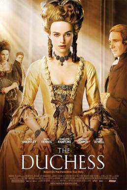 The Duchess (2008) เดอะ ดัชเชส พิศวาส อำนาจ ความรัก