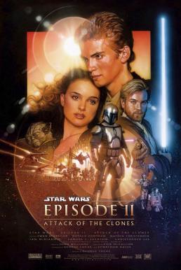 Star Wars Episode II (2002) สตาร์วอร์ส ภาค 2 กองทัพโคลนจู่โจม