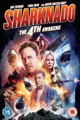 Sharknado 4 The 4th Awakens (2016) ฝูงฉลามทอร์นาโด อุบัติการณ์ครั้งที่ 4