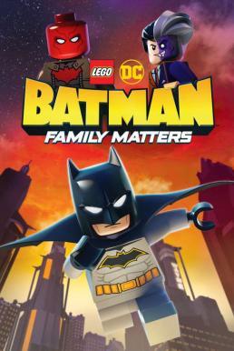 LEGO DC Batman Family Matters (2019) เลโก้ DC แบทแมน เรื่องของครอบครัว