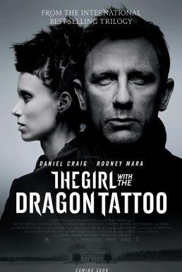The Girl with the Dragon Tattoo (2011) พยัคฆ์สาวรอยสักมังกร