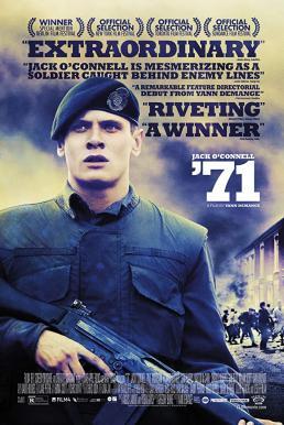 '71 (2014) แดนเดือดคืนหนีตาย