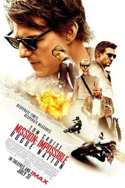 Mission Impossible Rogue Nation (2015) ปฏิบัติการรัฐอำพราง