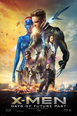 X-Men: Days of Future Past (2014) X-เม็น สงครามวันพิฆาตกู้อนาคต