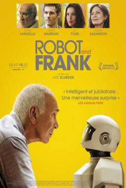 Robot & Frank (2012) หุ่นยนต์น้อยหัวใจปาฏิหาริย์