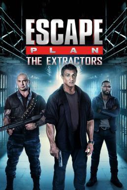 Escape Plan: The Extractors (2019) แหกคุกมหาประลัย ภาค 3