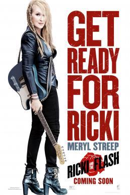 Ricki and the Flash (2015) คุณแม่ขาร็อค