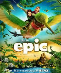 Epic (2013) อาณาจักรคนต้นไม้