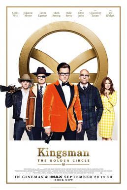 Kingsman 2 The Golden Circle (2017) คิงส์แมน 2 รวมพลังโคตรพยัคฆ์