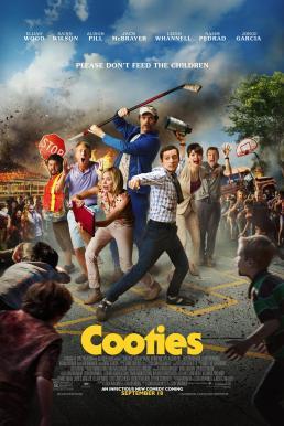 Cooties (2014) คุณครูฮะ พวกผมเป็นซอมบี้