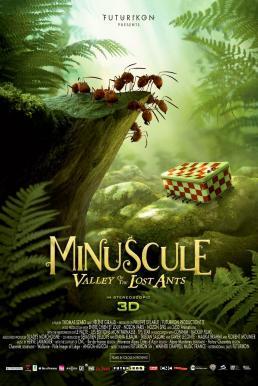 Minuscule Valley of the Lost Ants (2013) หุบเขาจิ๋วของเจ้ามด
