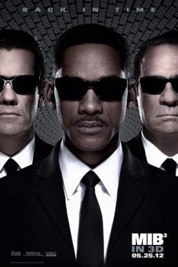 Men in Black 3 (2012) หน่วยจารชนพิทักษ์จักรวาล