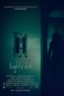 Lights Out (2016) มันออกมาขย้ำ