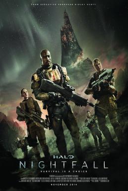 Halo Nightfall (2015) เฮโล ไนท์ฟอล ผ่านรกดาวมฤตยู