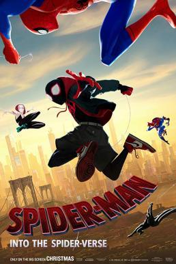 Spider Man Into The Spider Verse (2018) สไปเดอร์ แมน ผงาดสู่จักรวาล แมงมุม
