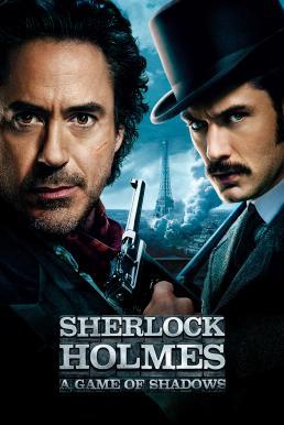 Sherlock Holmes A Game of Shadows (2011) เชอร์ล็อค โฮล์มส์ เกมพญายมเงามรณะ