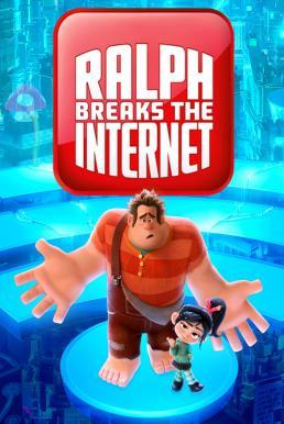 Ralph Breaks the Internet (2018) ราล์ฟตะลุยโลกอินเทอร์เน็ต วายร้ายหัวใจฮีโร่ 2