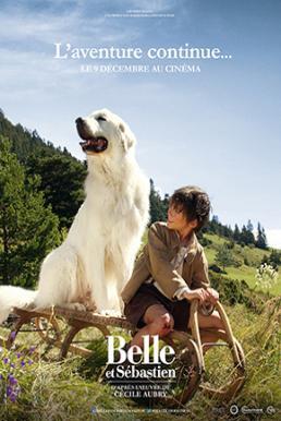 Belle & Sebastian The Adventure Continues (2015) เบลและเซบาสเตียน เพื่อนรักผจญภัย 2