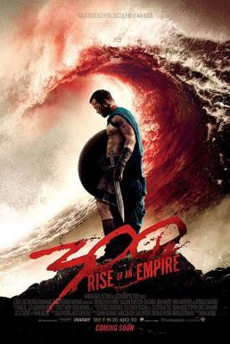 300 Rise of an Empire 300 (2014) มหาศึกกำเนิดอาณาจักร