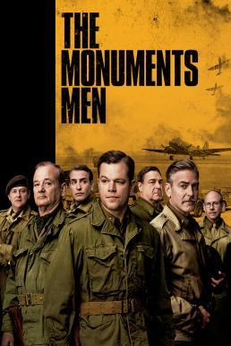 The Monuments Men (2014) กองทัพฉกขุมทรัพย์โลกสะท้าน