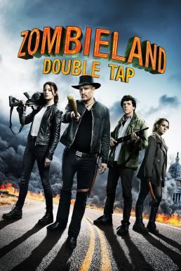 Zombieland: Double Tap (2019) ซอมบี้แลนด์ แก๊งซ่าส์ล่าล้างซอมบี้