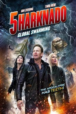 Sharknado 5: Global Swarming (2017) ฝูงฉลามทอร์นาโด 5